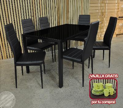 Muebles de comedor Tuco Guatemala